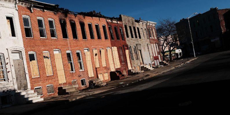 Baltimore Needs Some Hope