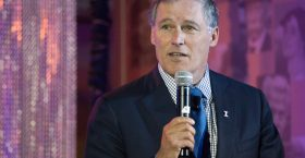 "Jay Inslee Calls For ""Radical"" Permanent Ban On Fossil Fuels And Fracking"
