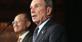 Michael Bloomberg and the New Mexico Politicians Who Love His Money