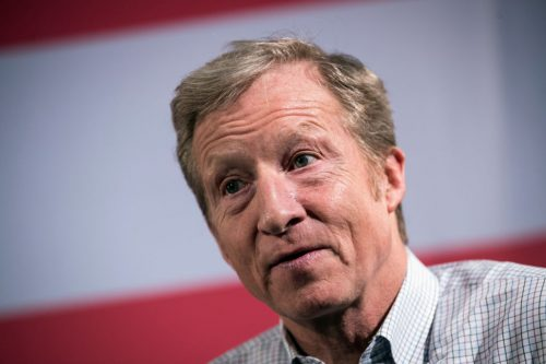 Tom Steyer's Eco-Extremist Message Not Resonating