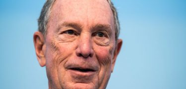 Bloomberg Decries Partisanship as He Dumps $110 Million into Liberal Coffers
