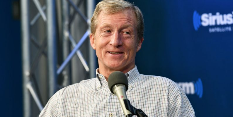 Steyer Is Benefitting from the Energy Industry Yet Again
