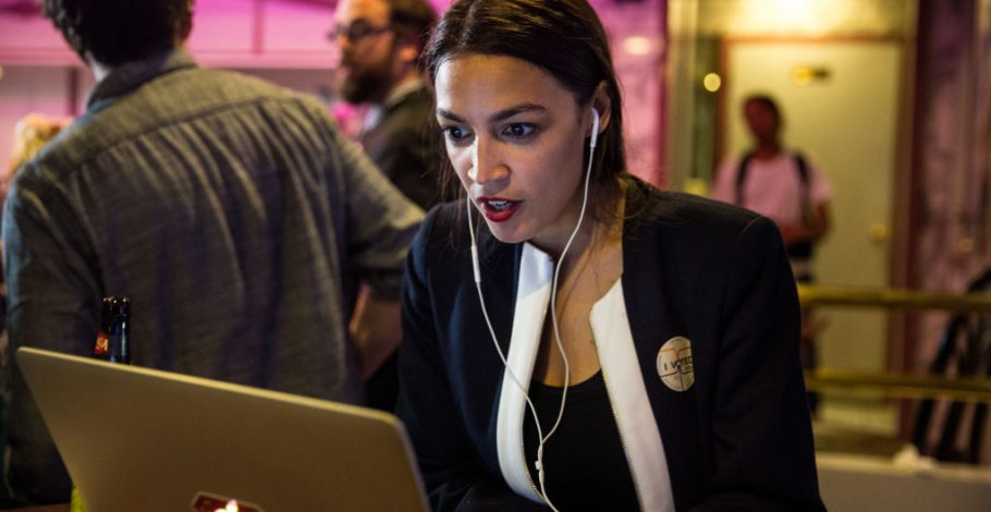 "Establishment Leaders Block Alexandria Ocasio-Cortez's ""Green New Deal"" Committee In ""Stunning Upset"""