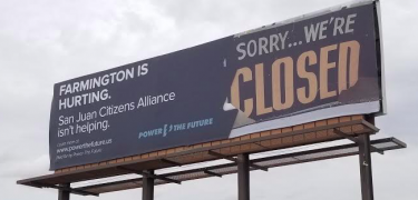 The Shame of San Juan Citizens Alliance