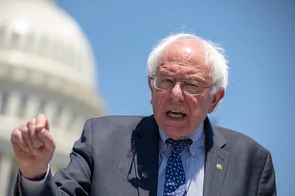 Bernie Sanders Proposes Eco Policy Worse Than The Green New Deal
