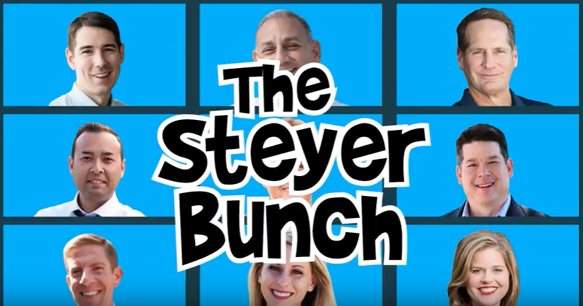The Steyer Bunch