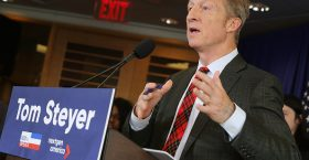REPORT: Environmentalist Tom Steyer Owns Stake In Oil Company
