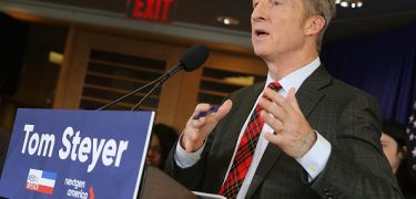 Tom Steyer Pressures Freshman Congressional Democrats To Back Impeachment In New TV Ad
