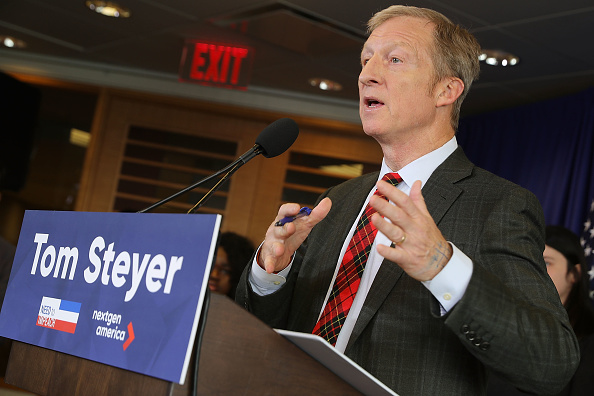 Power The Future Presents:  Top 10 Reasons Why Tom Steyer Is Afraid To Run For President
