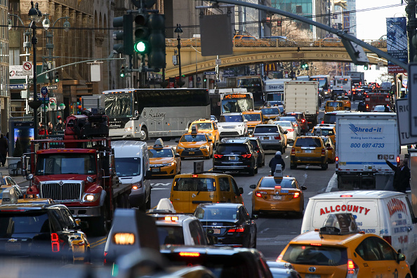 Over 54 Million Americans Will Travel This Thanksgiving, Biggest Number In Years