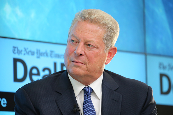 "Al Gore Endorses ""Green New Deal"" Even Though He Has No Idea What's In It"