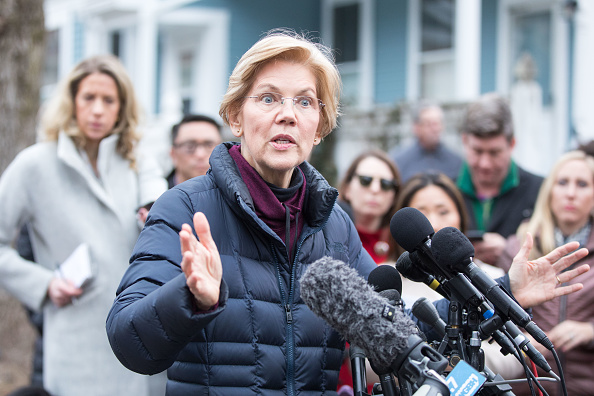 Elizabeth Warren's Green New Deal: MORE Bureaucrats