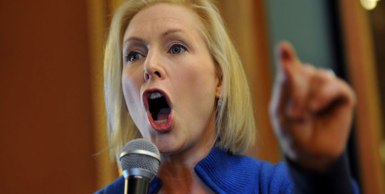 Kirsten Gillibrand Pushes Climate Change While Overlooking Her Own Private Jet Travel
