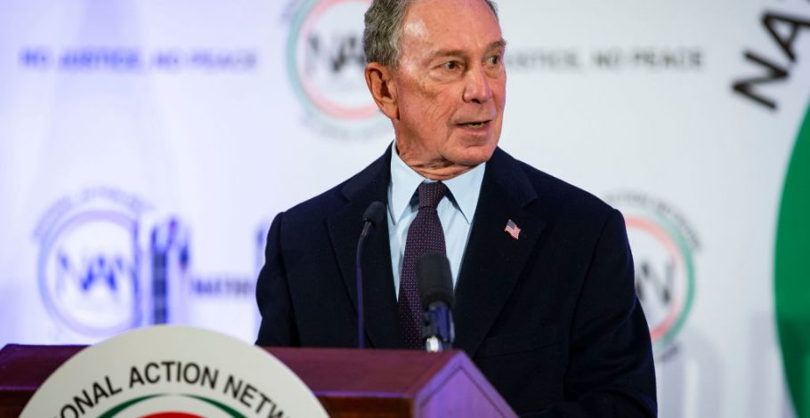 Michael Bloomberg Realizes He'll Never Be President