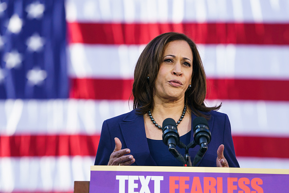 "Kamala Harris Endorses The ""Green New Deal"""