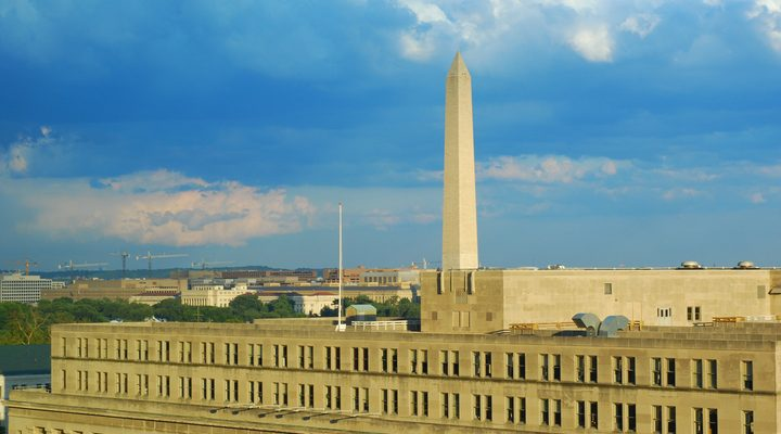 Department of Interior's Job: Trash Collection and Toilet Cleaning, or Lands Oversight and Energy Dominance?