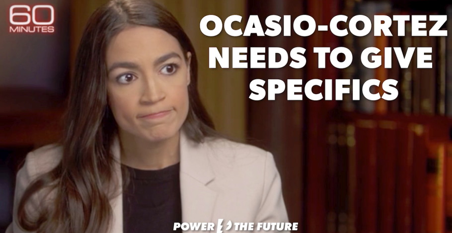 AOC Needs Specifics