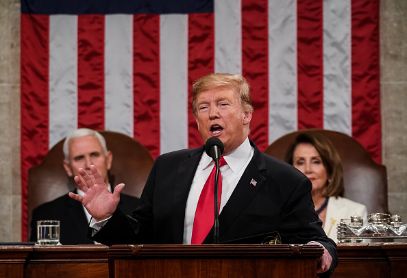 "President Trump Touts American Energy ""Revolution"" In State Of The Union Speech"