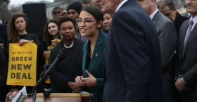 AOC Uses California Fires As A Platform to Push Her Green New Deal