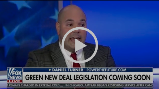 PTF's Daniel Turner Talks Green New Deal On Tucker Carlson