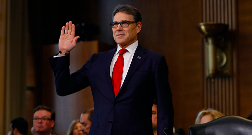 Rick Perry Fought for Energy Workers