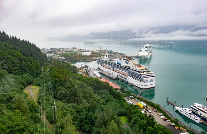 Let Alaska's Cruise Ship Season Begin!