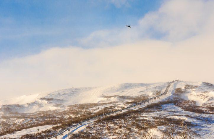 A Milestone for Alaska