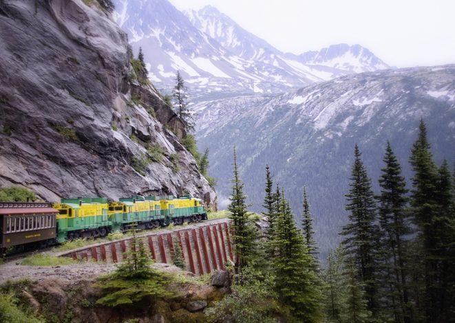 Alberta to Alaska Railway: An Economic Opportunity for Alaska