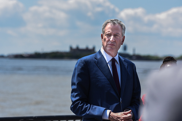 Bill de Blasio Wants To Be Another Eco-Candidate – But He's Just Another Hypocrite