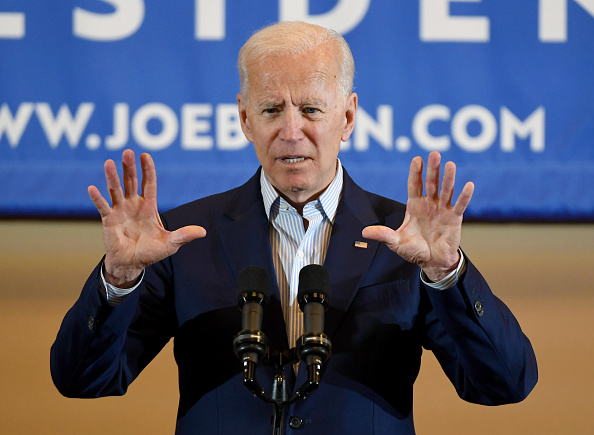 Greenpeace Issues Warning To Joe Biden: Join Us