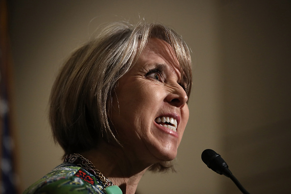 New Mexico Governor Touts Radical Green Agenda at DNC While Ignoring Its Victims