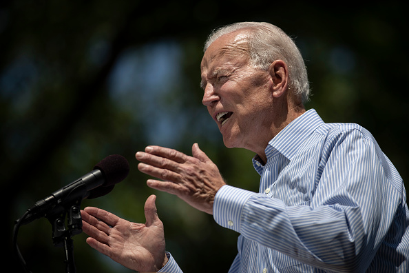 Joe Biden's Vulnerability Problem in New Mexico