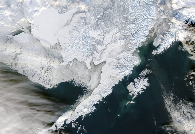"""How Would a """"Just Transition"""" Work in Winter in Alaska?  (Hint: It Wouldn't…)"""
