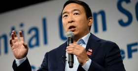 Andrew Yang Rolls Out Climate Plan