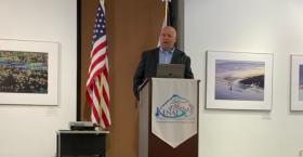 Alaska State Director Rick Whitbeck Speaks To Kenai/Soldotna Chamber of Commerce