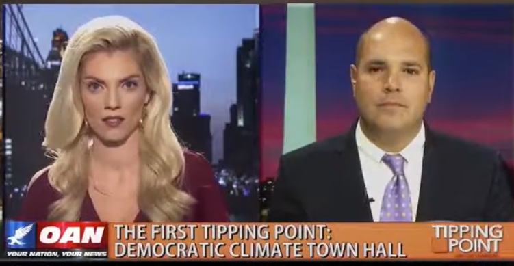 Daniel Turner Talks With Liz Wheeler About Climate Change Debate