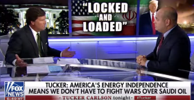 "Daniel Turner Discusses ""No Blood for Oil"" on Tucker Carlson"