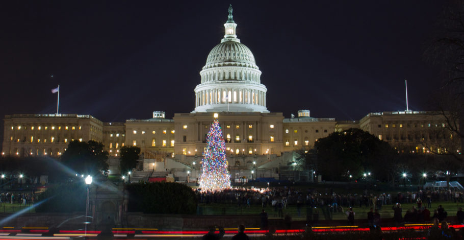 Canceling Warm Homes and Christmas Trees at the U.S. Capitol? Near Victims of New Mexico's Eco-Left.