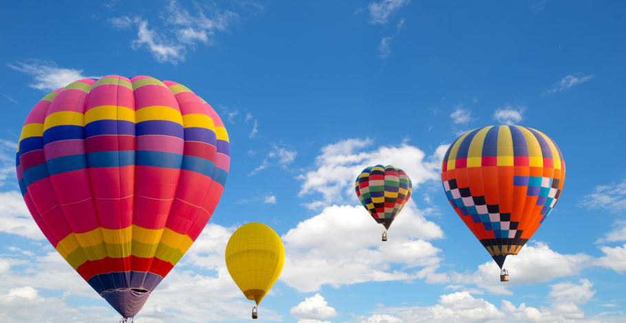The World's Biggest Hot Air Balloon Event: Made Possible By New Mexico's Energy Workers