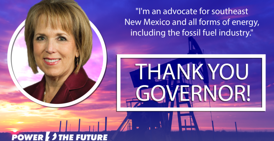 Credit Where It's Due: Governor Lujan Grisham's Support for Fossil Fuel