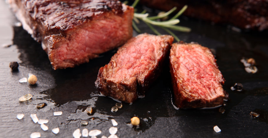 Raising The Stakes For Good Steak