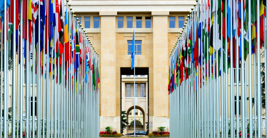U.N. Secretary Attacks the Fossil Fuel Industry