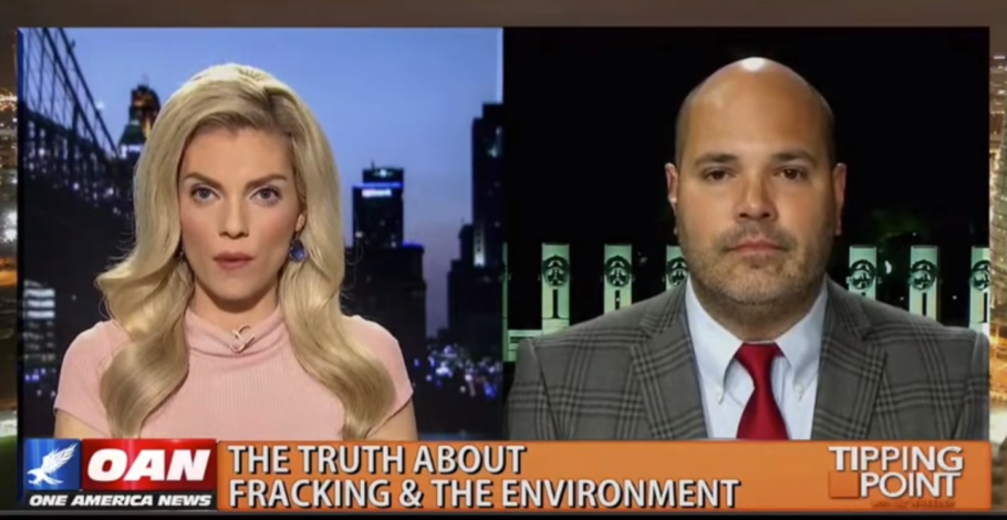 Daniel Turner Discusses Fracking Bans on Tipping Point
