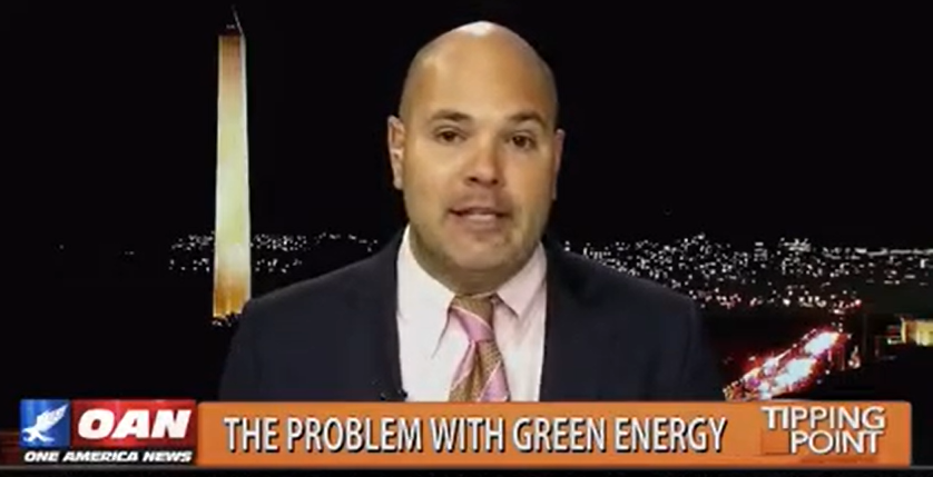The Problem with Green Energy