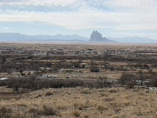 Members of the Navajo Nation Fight to Develop Mineral Rights