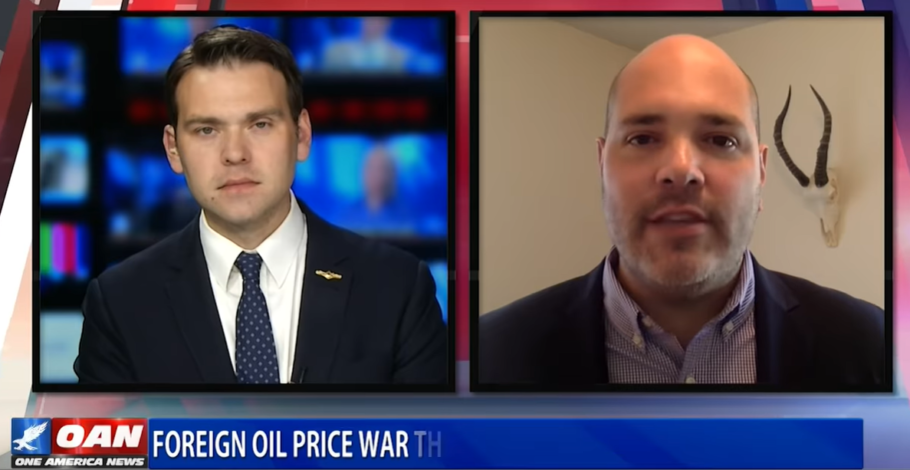 Daniel Turner Discusses How the Foreign Oil Price War Threatens American Energy Workers