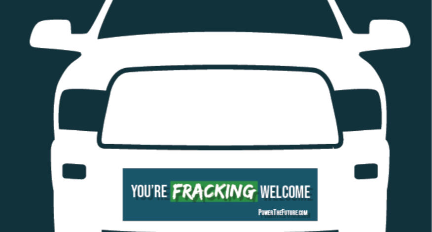 "Power The Future Introduces the ""You're Fracking Welcome"" Podcast!"