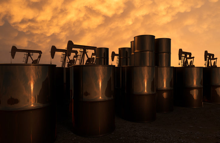 Oil Prices Rise the First Week of 2021