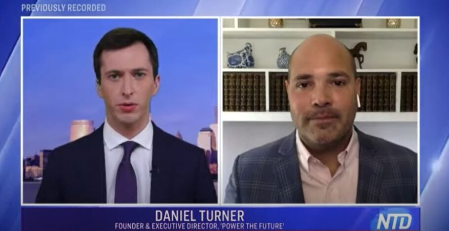 "Daniel Turner Talks California's Predictable ""Greenout"" Crisis on NTD Business"