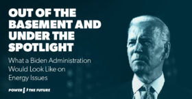 Study: Joe Biden Out of the Basement and Into the Spotlight